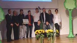Podelitev nagrade Pozorni za okolje 2015-2016